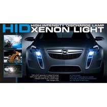 Kit Xenon H1 H3 H7 H11 9006 6000k/8000k 35w Caseros Ahretail