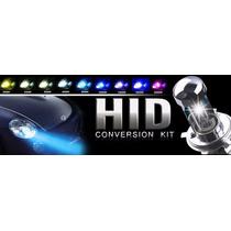 Kit De Luces Bixenon H4 6000k 8000k Premium