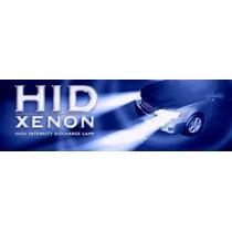 Kit De Bixenon H4 6000k 8000k Autoradio J B Justo. Instalado
