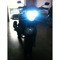 Kit Luces Xenon Moto Alta Y Baja Juntas Xenon 6000k 8000k