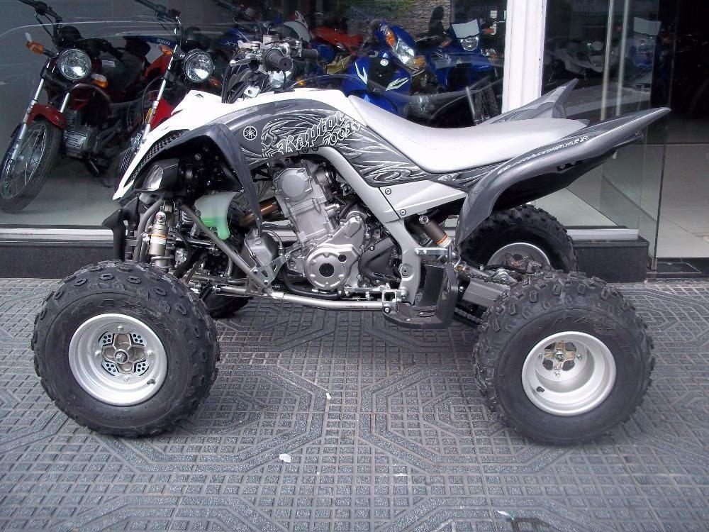 Yamaha Deportivo Raptor 700 2014 ! Motolandia 4792-7673