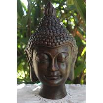 Budas De Yeso Patinados Y Pintados A Mano .