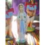 Virgen De Lourdes En Yeso