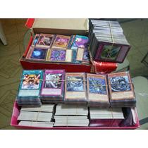 Cartas Yugioh 200 Cartas + 10 Raras