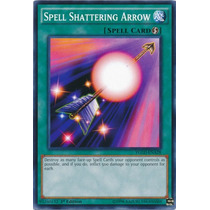 Yugioh Spell Shattering Arrow Ygld-ena28 Common.