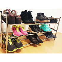 Porta Zapatos Y Zapatillas Extensible (hasta 15 Pares)