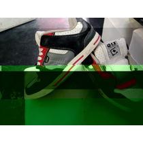Zapatillas Qix Skate - Usadas - Talle 39