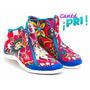 Zapatillas Te Para Tres Urbanas De Diseño Comodas, Livianas
