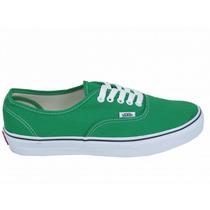 Zapatilla Vans Authentic Green