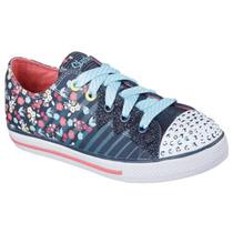 Skechers Twinkle Toes Dizzy Dayz 27.5 - Bazzarola