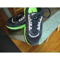 Zapatillas Importadas Para Chicos Nº 30 Impecables