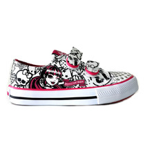 Zapatillas Para Pintar Monster High Addnice - Mundo Manias