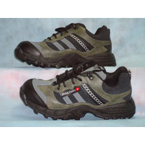 Zapatillas Tipo Borcego Punta Reforzada Muy Comodas ¡¡¡¡