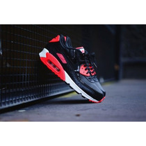 Zapatillas Air Max 90 Infrared Croc Originales 10.5us