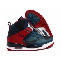 Zapatillas Basquet Jordan Fly Unicas Originales Talle 11.5us