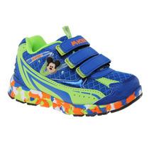 Zapatillas Disney Deportivas Mickey Multicolor Vel