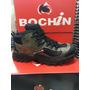 Zapatillas Borcego Bochin Trekking Reforzado