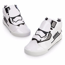 Zapatillas Star Wars Disney Store Orig Import Usa, V. Crespo