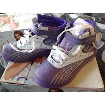 Zapatillas Botitas De Violetta Nº 30