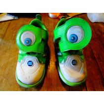 Zapatillas De Marca - Originales Monster Inc.