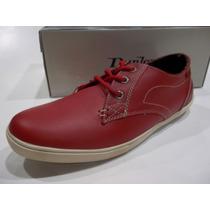 Zapatillas Dunlop Cuero Brighton Hombre Original De Fabrica