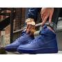 Nike Wmns Air Force 1 Hi City Fw Qs Paris Deep Royal Blue