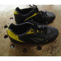 Zapatillas Botines Futbol Penalty Nº 32 Cuero - Oportunidad!