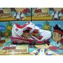 Disney Zapatillas Jake Y Los Piratas Con Luz Talles 22 Al 27
