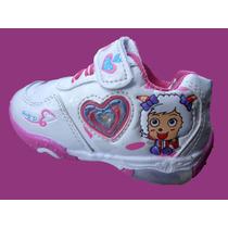 Zapatillas Niña Con Luces, Espectaculares!!!