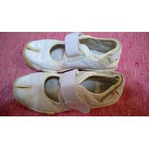 Zapatillas Número 36-la Plantilla Mide 22.5cm.-suela 25cm.