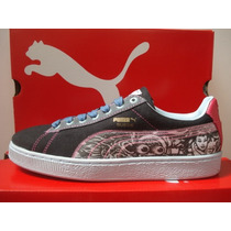 Zapatillas Puma Suede J.p. Super Exclusivas 100% Originales!