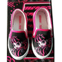 Panchas Monster High Alpargatas Nena Licencia Original