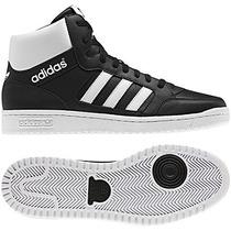 Zapatillas Botitas Adidas Pro Play Us 12 - 45 / 46 Cuero