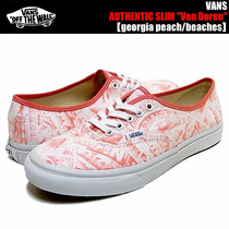 Zapatillas Vans Authentic Slim Georgia / Peach