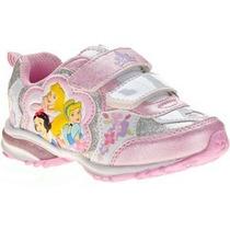Zapatillas Disney Princesas Original Talle 26 Import Nuevas