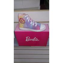 Botas Con Luz Barbie Y Monster High Originales