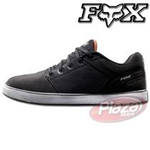 Zapatillas Fox Motion Scrub 12 En Colores Negra Y Blanco