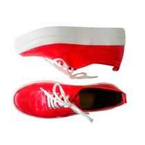 Calzado Urbano Mujer Zapatilla Cordones Comodo