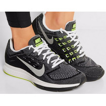 Zapatillas Nike Air Max Zoom Structure 18 Running - Hombre