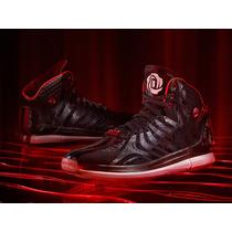 Zapatillas De Básquet D Rose 4.5 - Cons Desc