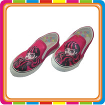 Zapatillas Panchas Monster High - Originales - Mundo Manias