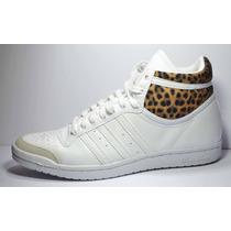 Zapatilla Adidas Top Ten Hi Sleek W Mujer Talle 35 Al 40