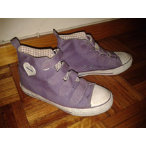 Zapatillas Botita Mujer Marca Muaa Talle 37