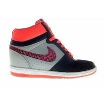 Zapatillas Nike Dama - Force Sky Hi - ¡¡ Taco Interno !!