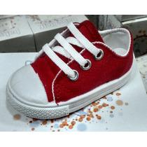 Zapatillas Derby Con Cordón. Niño / Niña Talles: 22 Al 26