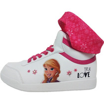 Zapatillas Botitas Frozen Disney Anaa Elsa Mundo Moda Kids