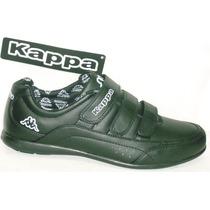 Zapatillas Hombre Kappa Con Abrojo