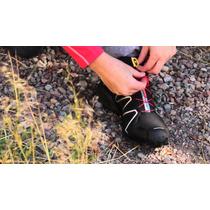 Zapatillas Salomon Speedcross 3 Para Hombre - Detalles Rojos