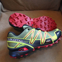 Zapatillas Correr Running Salomon Speedcross 3 Run Deporte