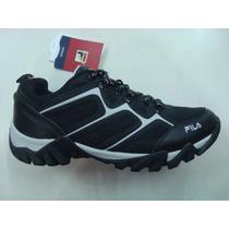 Zapatillas Fila Trekking Hombre Original Nº40 Al 45